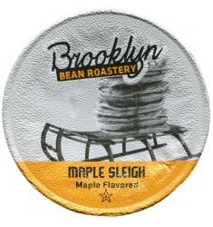 Brooklyn Bean Roastery Maple Sleigh Coffee