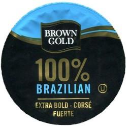 Brown Gold 100% Brazilian Coffee