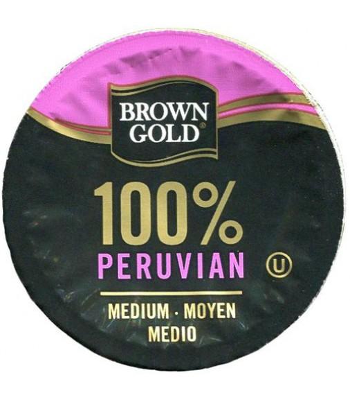 Brown Gold 100% Peruvian Coffee