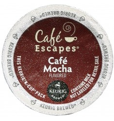 Café Escapes Café Mocha (96 CUPS)