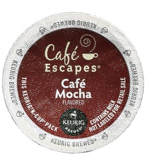 Café Escapes Café Mocha (96 CUPS)