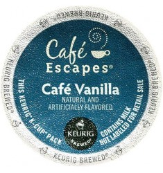Café Escapes Vanilla Café