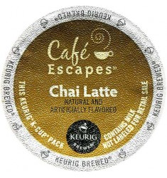 Café Escapes Chai Latte Coffee (96 CUPS)