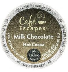Café Escapes Milk Chocolate Hot Cocoa (96 CUPS)