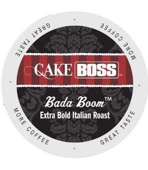 Cake Boss Bada Boom Italian Roast