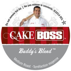 Cake Boss Buddy's Blend Coffee