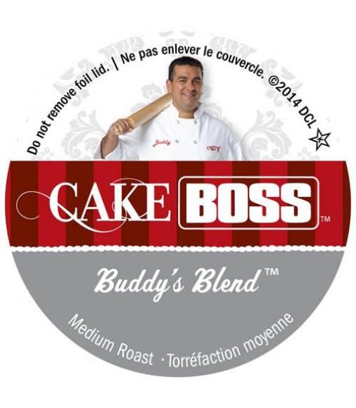Cake Boss Buddy's Blend Coffee