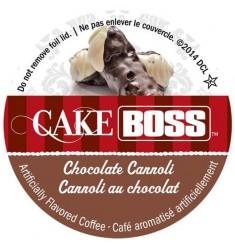 Cake Boss Chocolate Cannoli Coffee