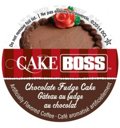 Cake Boss Chocolate Fudge Cake Coffee