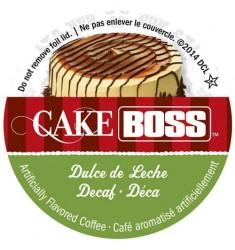Cake Boss Dulce de Leche Decaf Coffee