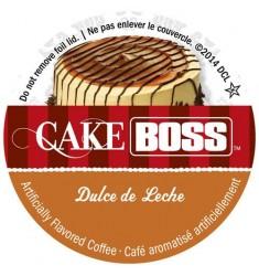 Cake Boss Dulce de Leche Coffee