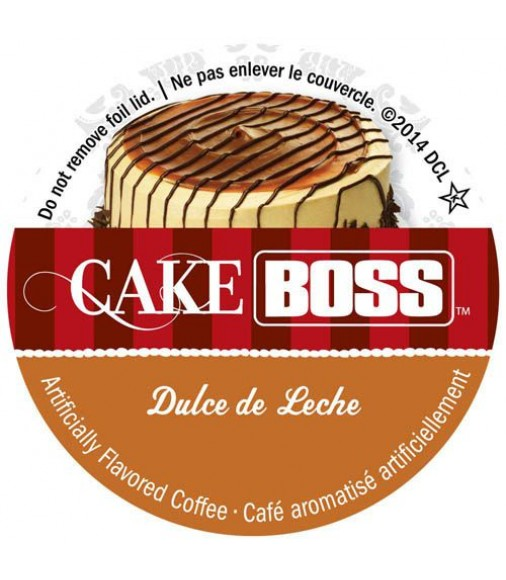 Cake Boss Dulce de Leche Coffee