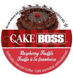 Cake Boss Raspberry Truffle Coffee