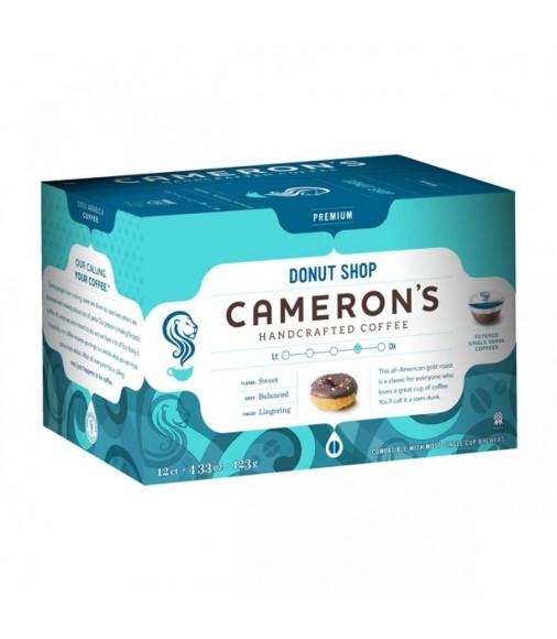 Cameron's Single Serve Donut Shop Blend