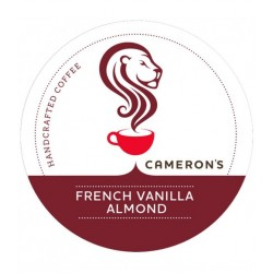 Cameron's Single Serve French Vanilla Almond