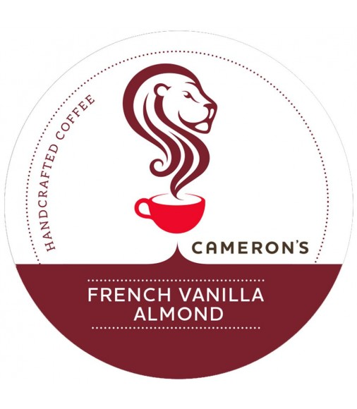 Cameron's Single Serve French Vanilla Almond