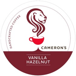 Cameron's Single Serve Vanilla Hazelnut