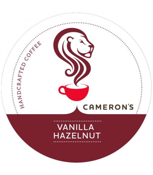 Cameron's Single Serve Vanilla Hazelnut