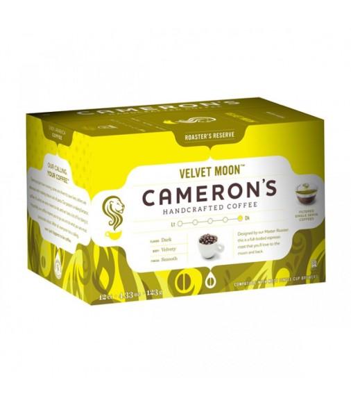 Cameron's Single Serve Velvet Moon Coffee