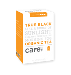 Care Tea True Black Organic Tea Bags