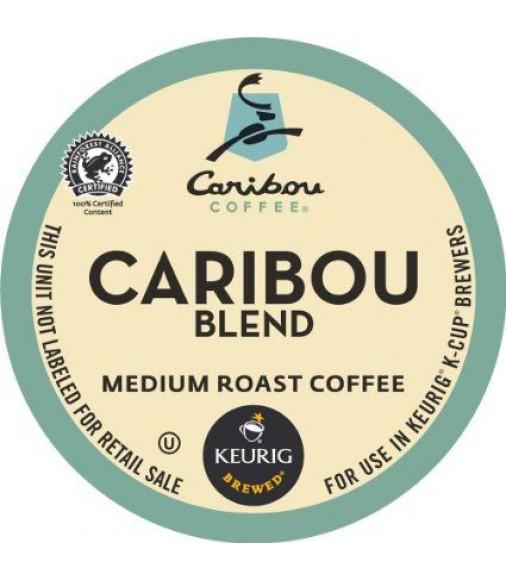Caribou Coffee Caribou Blend (96 CUPS)