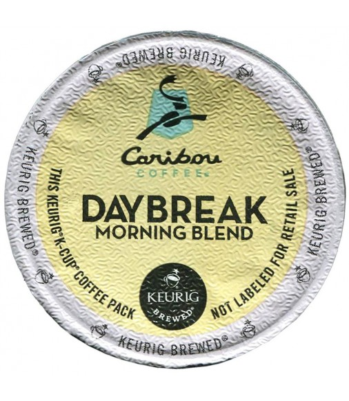 Caribou Coffee Daybreak Morning Blend (96 CUPS)