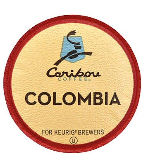 Caribou Coffee Colombia (96 CUPS)