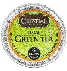 Celestial Seasonings Decaffeinated Green Tea (96 CUPS)