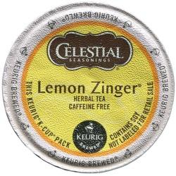 Celestial Seasonings Lemon Zinger Herbal Tea (96 CUPS)