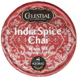 Celestial Seasonings Natural India Spice Chai Tea (96 CUPS)