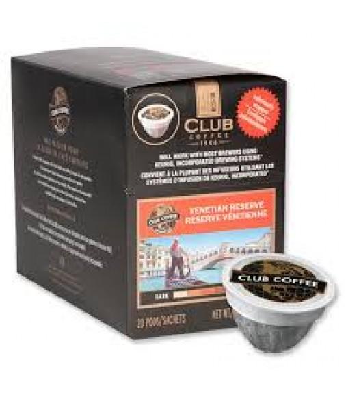 Club Coffee Venetian Reserve