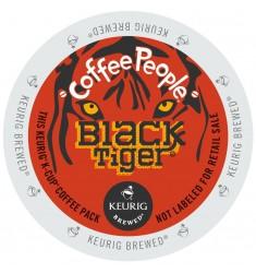 Coffee People Black Tiger