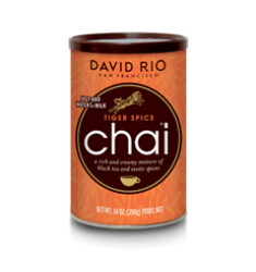 David Rio Tiger Spice Chai (398g / 14oz)