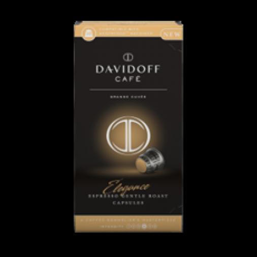 Davidoff Cafe Elegance 10 Capsules for Nespresso