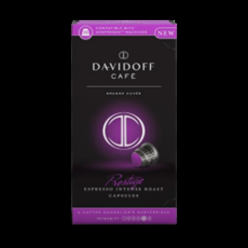 Davidoff Cafe Prestige 10 Capsules for Nespresso