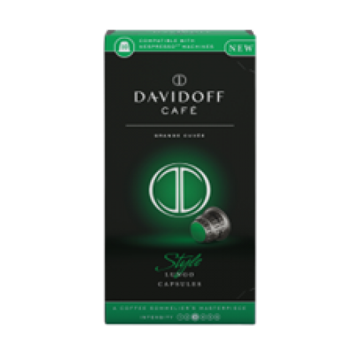 Davidoff Cafe Style 10 Capsules for Nespresso