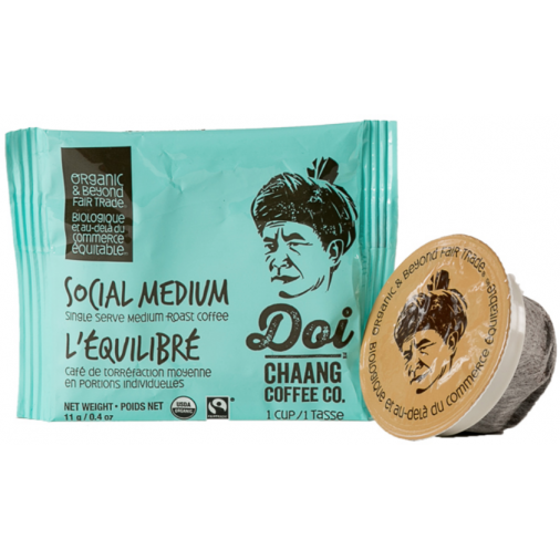 Doi Chaang Social Medium Coffee