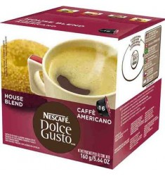 Dolce Gusto Caffe Americano House Blend