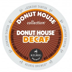 Donut House Donut House Decaf Coffee (96 Cups)