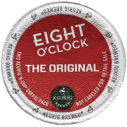 Eight O'Clock Original Coffee