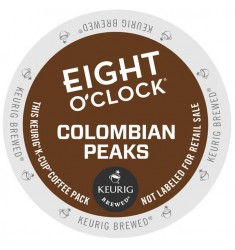 Eight O'Clock Colombian Coffee