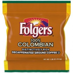 Folgers Colombian Fraction Pack (42 packets)