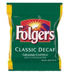 Folgers Decaf Fraction Packs (42 packets)