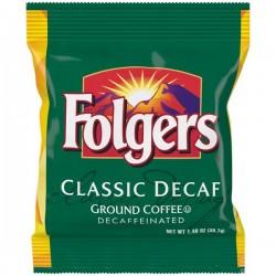 Folgers Decaf Fraction Packs (42 packets)