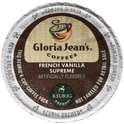 Gloria Jean's French Vanilla Supreme (96 cups)