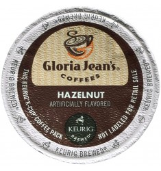 Gloria Jean's Hazelnut Coffee