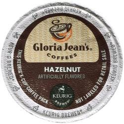 Gloria Jean's Hazelnut Coffee (96  cups)