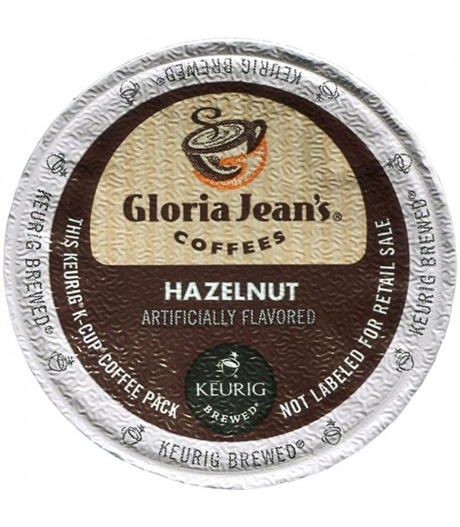 Gloria Jean's Hazelnut Coffee (96  cups)