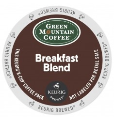 Green Mountain Breakfast Blend Single Serve Coffee (96 cups)