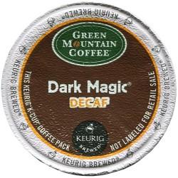 Green Mountain Dark Magic Decaf Extra Bold (96 cups)
